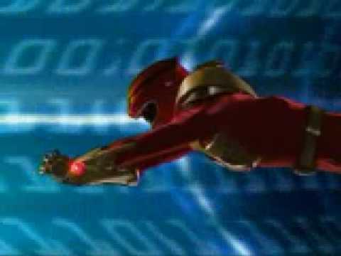 Red Savage Warrior!
