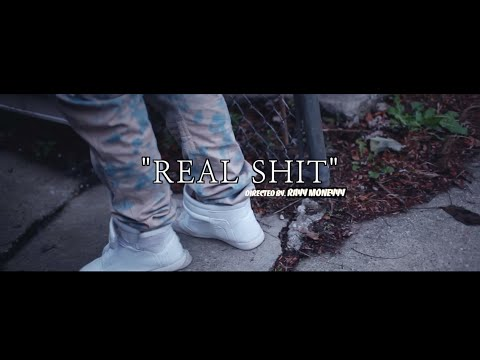 Tay600 • Real Shit | [Official Video] Filmed By @RayyMoneyyy