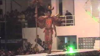 Ethnic Costume - part 2 (Ginoo at Binibining San Andres 2011)