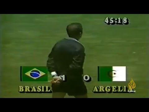 العرب في كأس العالم 3 - خلافات تدخل انجاز