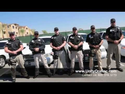 Why Unity One, Inc. is the Best Security Service in Las Vegas