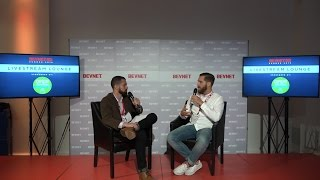 Livestream Lounge Interview with Wyley Owens, Founder, Salud Refresco