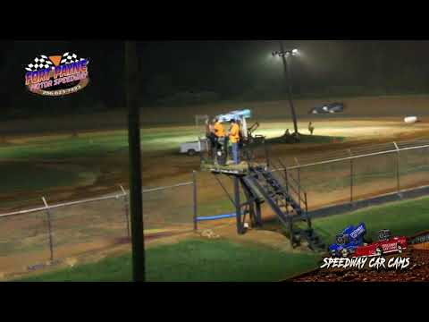 Super Late Model Race - 8-11-18 Fort Payne Motor Speedway