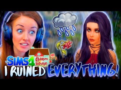 😅GUYS I'M SORRY I RUINED EVERYTHING! 😭(The Sims 4 #35! 🏡)