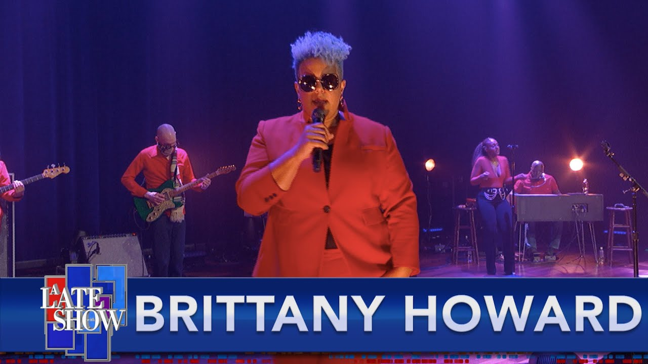 "Brittany Howard ""Revolution"""