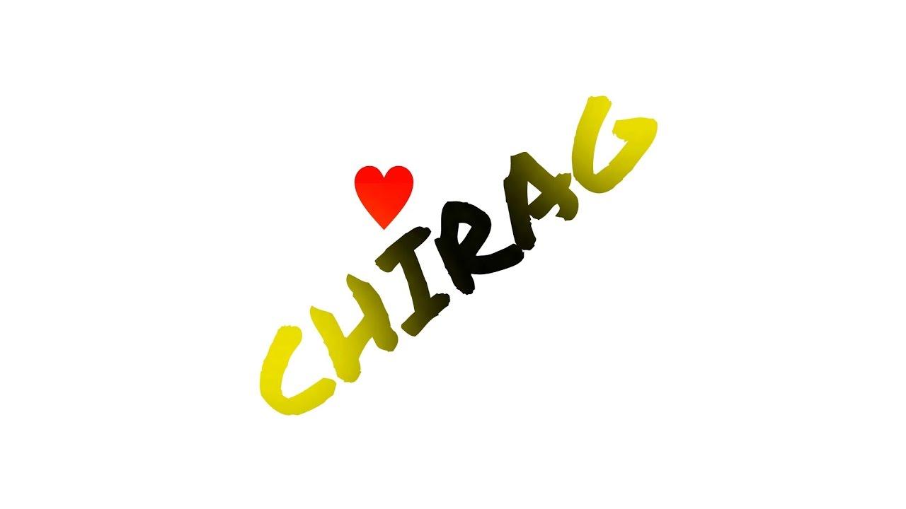 30   Beauty Chirag Name for chirag logo  166kxo