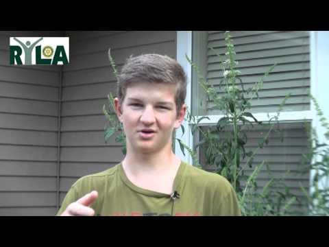 Drew Swisher on RYLA