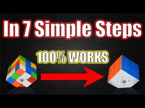 Anyone can solve a Rubik's Cube within 2 minutes | Learn How | Easiest Method on YouTube