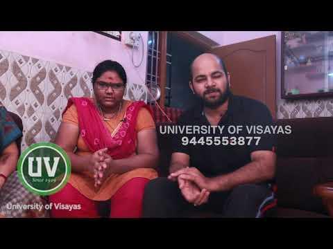 MBBS in Philippines UV Gullas College - Student from Thirumullaivoyal, Chennai , Tamil Nadu, India.
