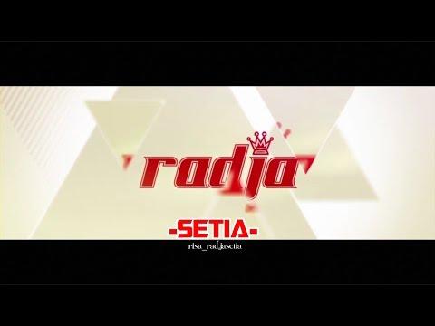 Radja - Setia (New Official Lyrics Video)