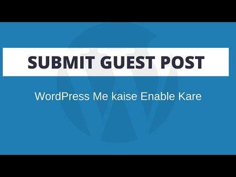 how to add post in wordpress page