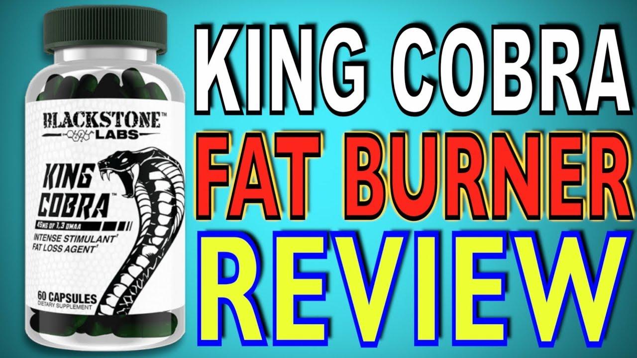 King Cobra Fat Burner By Blackstone Labs - Supplement