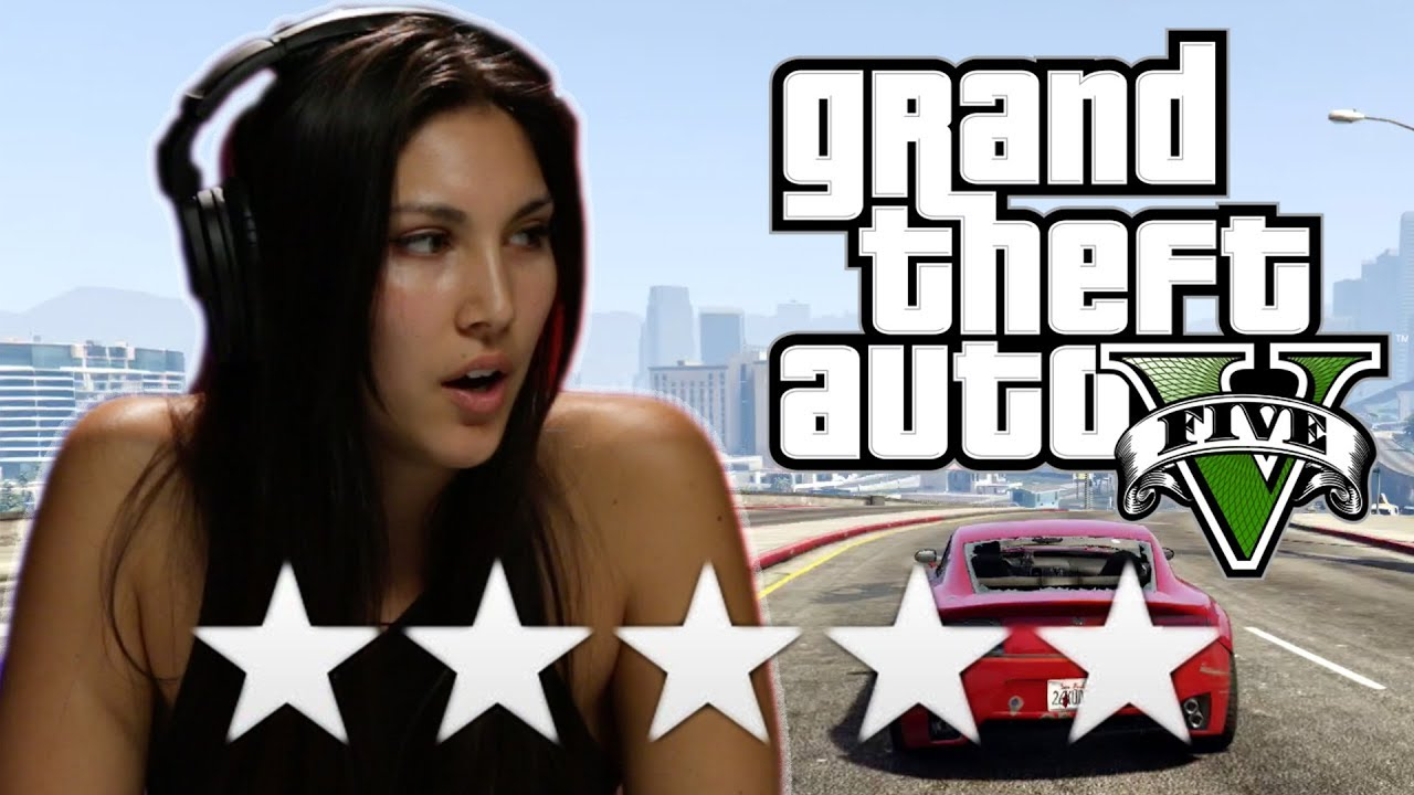 We Try To Escape  Stars In Grand Theft Auto