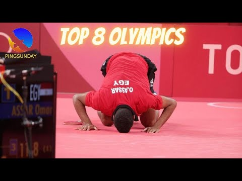Download Top 8 players in Tokyo Olympics table tennis