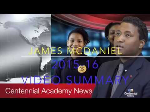 STEM Highlights James McDaniel