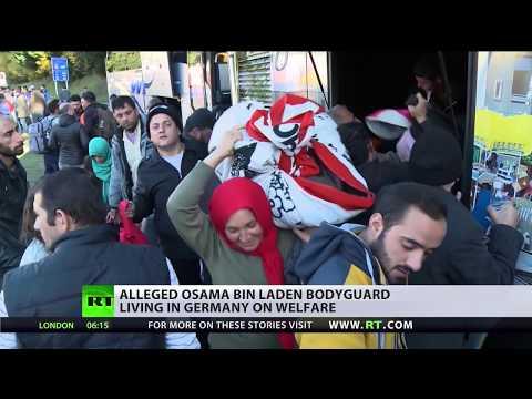 Osama Bin Laden's 'bodyguard' living on benefits in Germany