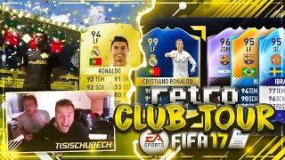 Wie alles BEGONNEN hat ❤️😍 FIFA 17 RETRO Club Tour GÄNSEHAUT FEELING !!