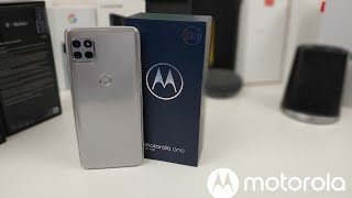 Motorola One 5G Ace Unboxing & First Look