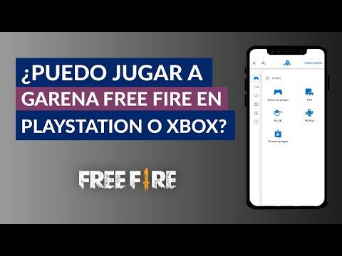 ¿Puedo Jugar a Garena Free Fire en mi Videoconsola PlayStation o Xbox?
