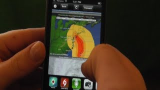 Top 5 Hurricane Apps for your iPhone