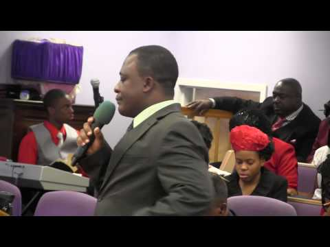 Pastor Leslie Jones - The Anointing, pt. 1