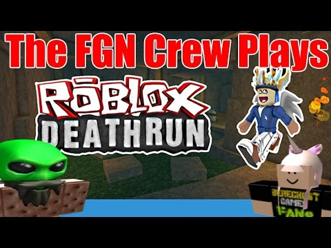 The FGN Crew Plays: ROBLOX - Death Run Revisited (PC)