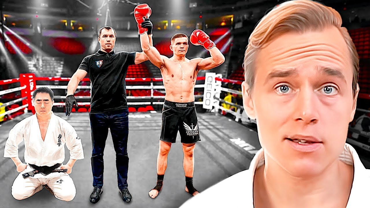 How BOXING Destroyed KARATE ??