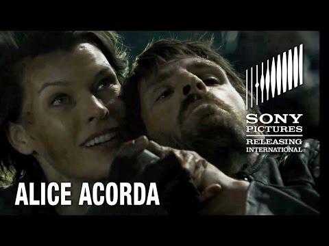 Resident Evil: O Capítulo Final | Alice Acorda | Hoje nos cinemas