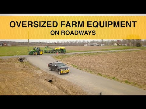 Oversized Farm Equipment On Roadways - Full Series
