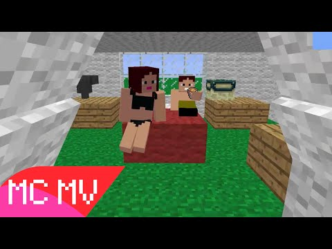 """Taylor Swift - Wildest Dreams"" Minecraft Music Video"