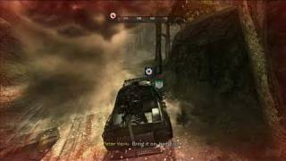 Haze PlayStation 3 Gameplay - 4X4 Battle (HD)