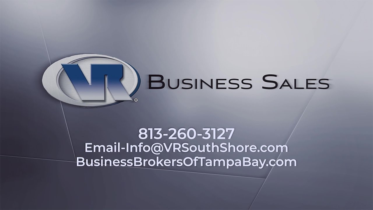 Tampa Business Broker - VR Business Brokers - Tampa Business Broker