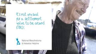 Mesothelioma compensation levels - National Mesothelioma Helpline