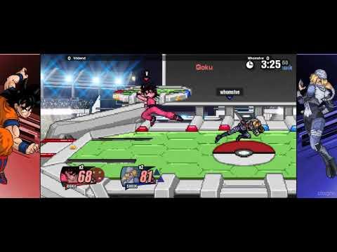 rX3.3 - Vridend (Goku, Meta Knight) vs whomstve (Sheik) Winners Bracket
