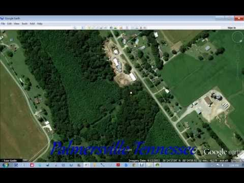 Palmersville Google Earth Tour
