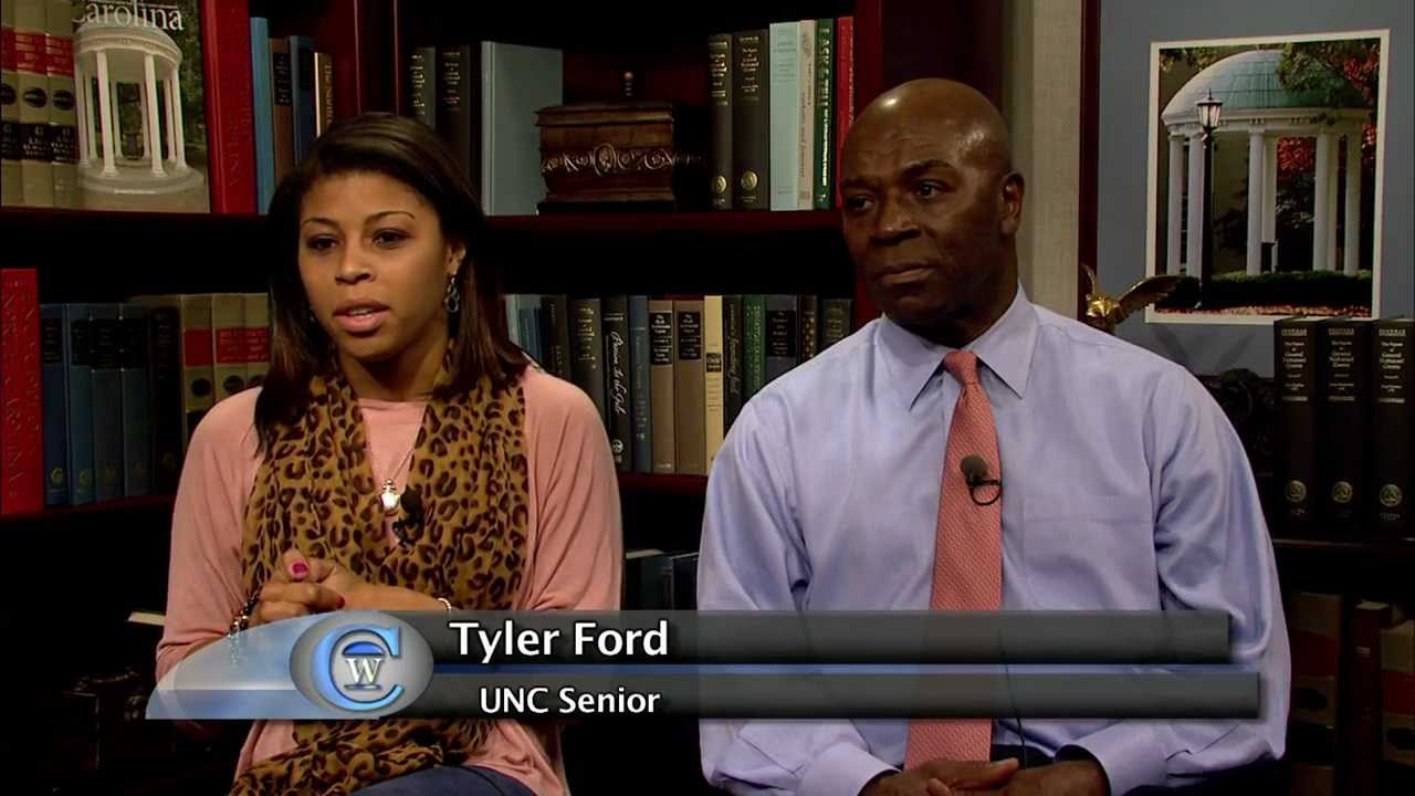 Ford Family at UNC
