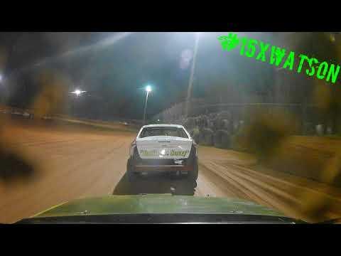 Harris Speedway FWD4 Main 8-12-17 #15xWATSON