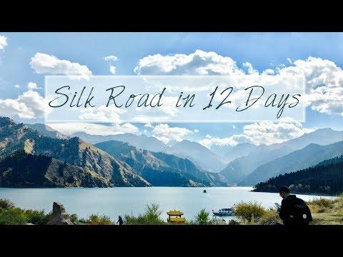12 DAYS SILK ROAD JOURNEY: XI'AN - DUNHUANG - TURPAN - URUMQI - KASHGAR - TASHKURGAN