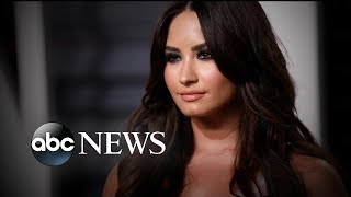 Fire department responds to medical call at Demi Lovato's home