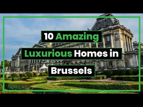 10 Amazing Luxurious Homes in Brussels