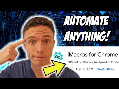 How To Automate Dropshipping With A Free Chrome Extension!