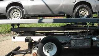 RC rollback tow truck