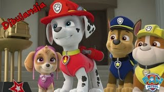 La Patrulla Canina - Marshall en Accion thumbnail