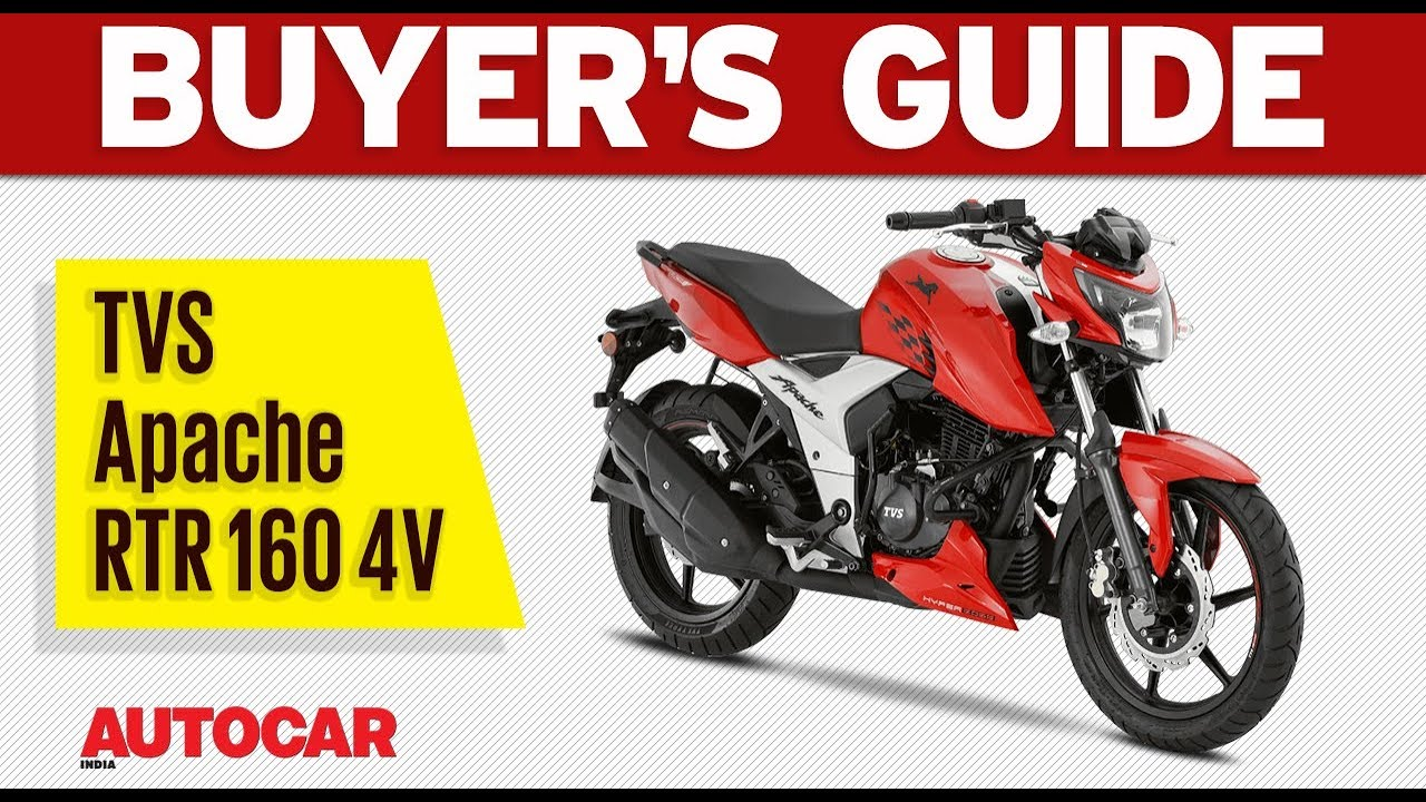 TVS Apache RTR 160 4V | Which Variant to Buy | Autocar India