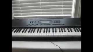 casio ctk 2000 ave maria song bank 68