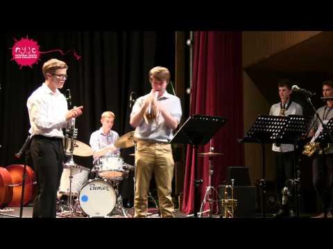 National Youth Jazz Summer School 2013 Concert - Part 4