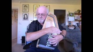 Autoharp: K K K Katy (Including lyrics and chords)