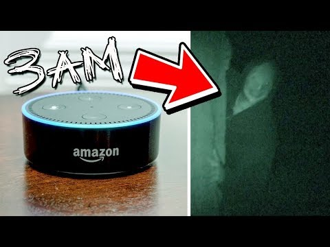 if Alexa tells you this, call 911 (Watch This)