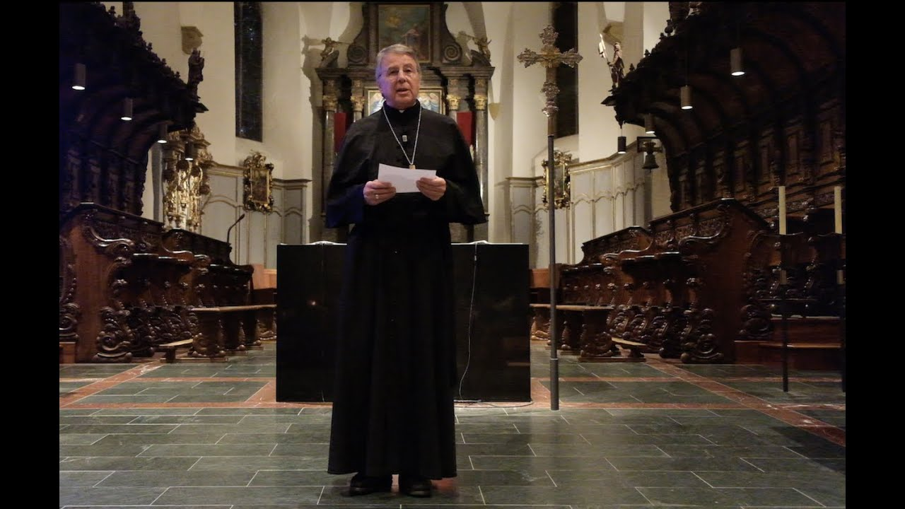 Introduction à la Neuvaine par Mgr Jean Scarcella, Abbé Territorial de Saint-Maurice