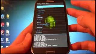 How to Install JellyBomb Rom, Galaxy S3 SCH-I535!